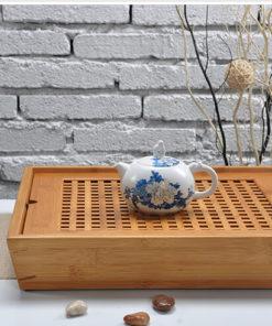 Te produkter af bambus