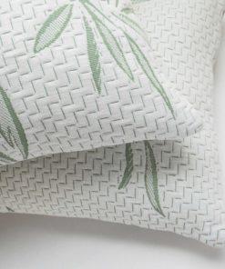 Bamboo Pillows and Bedding Set